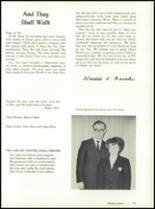 1966 Fox Valley Lutheran High School Yearbook Page 80 & 81