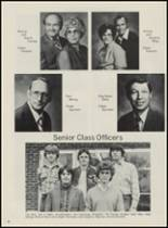 1983 Mountain View-Gotebo High School Yearbook Page 16 & 17