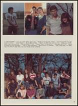 1983 Mountain View-Gotebo High School Yearbook Page 18 & 19