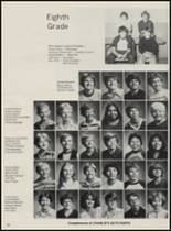 1983 Mountain View-Gotebo High School Yearbook Page 26 & 27