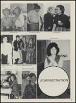 1983 Mountain View-Gotebo High School Yearbook Page 38 & 39