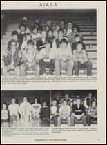 1983 Mountain View-Gotebo High School Yearbook Page 54 & 55