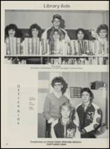 1983 Mountain View-Gotebo High School Yearbook Page 58 & 59