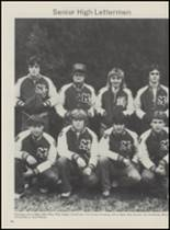 1983 Mountain View-Gotebo High School Yearbook Page 68 & 69