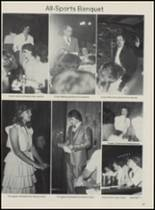 1983 Mountain View-Gotebo High School Yearbook Page 70 & 71