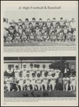 1983 Mountain View-Gotebo High School Yearbook Page 72 & 73