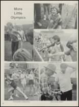 1983 Mountain View-Gotebo High School Yearbook Page 76 & 77