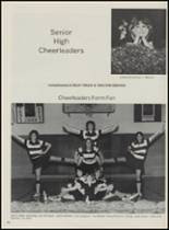 1983 Mountain View-Gotebo High School Yearbook Page 80 & 81
