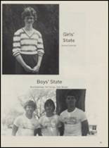 1983 Mountain View-Gotebo High School Yearbook Page 82 & 83