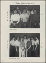 1983 Mountain View-Gotebo High School Yearbook Page 84 & 85