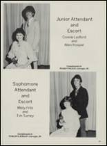 1983 Mountain View-Gotebo High School Yearbook Page 90 & 91