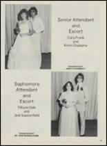 1983 Mountain View-Gotebo High School Yearbook Page 92 & 93