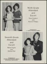 1983 Mountain View-Gotebo High School Yearbook Page 98 & 99