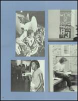 1983 Ingraham High School Yearbook Page 12 & 13