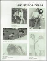 1983 Ingraham High School Yearbook Page 42 & 43