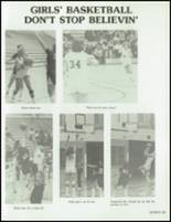 1983 Ingraham High School Yearbook Page 92 & 93