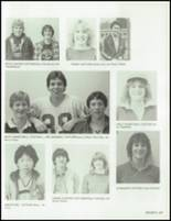 1983 Ingraham High School Yearbook Page 110 & 111