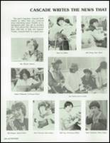 1983 Ingraham High School Yearbook Page 130 & 131