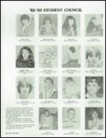 1983 Ingraham High School Yearbook Page 132 & 133