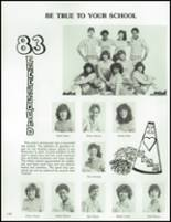 1983 Ingraham High School Yearbook Page 134 & 135