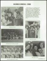 1983 Ingraham High School Yearbook Page 136 & 137