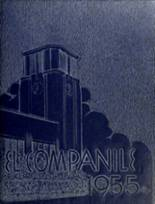 1955 Yearbook Compton High School