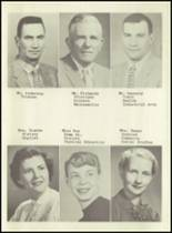 1957 Jackson Township High School Yearbook Page 10 & 11