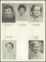 1957 Jackson Township High School Yearbook Page 12 & 13