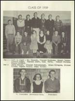 1957 Jackson Township High School Yearbook Page 28 & 29
