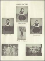 1957 Jackson Township High School Yearbook Page 50 & 51