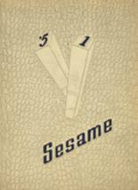 1951 Yearbook South Hills High School