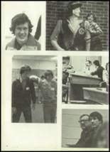 1981 Mill River Union High School Yearbook Page 10 & 11
