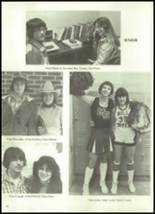 1981 Mill River Union High School Yearbook Page 20 & 21