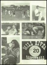 1981 Mill River Union High School Yearbook Page 22 & 23