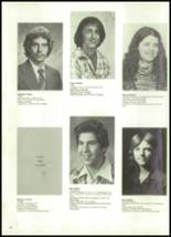 1981 Mill River Union High School Yearbook Page 24 & 25