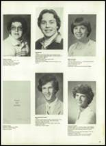 1981 Mill River Union High School Yearbook Page 26 & 27