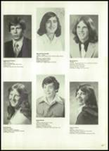 1981 Mill River Union High School Yearbook Page 28 & 29