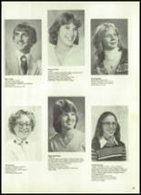 1981 Mill River Union High School Yearbook Page 30 & 31
