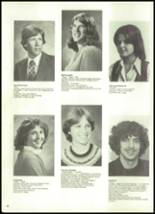 1981 Mill River Union High School Yearbook Page 32 & 33