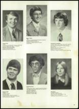 1981 Mill River Union High School Yearbook Page 34 & 35
