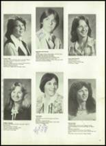 1981 Mill River Union High School Yearbook Page 36 & 37