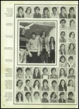 1981 Mill River Union High School Yearbook Page 42 & 43