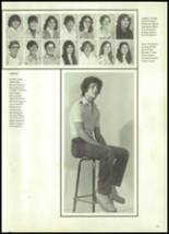 1981 Mill River Union High School Yearbook Page 44 & 45