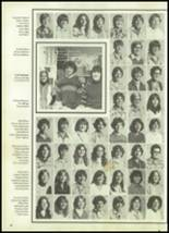 1981 Mill River Union High School Yearbook Page 46 & 47