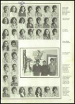 1981 Mill River Union High School Yearbook Page 48 & 49