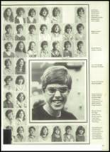 1981 Mill River Union High School Yearbook Page 50 & 51