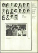 1981 Mill River Union High School Yearbook Page 54 & 55