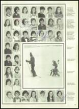 1981 Mill River Union High School Yearbook Page 56 & 57
