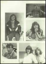 1981 Mill River Union High School Yearbook Page 62 & 63