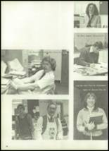 1981 Mill River Union High School Yearbook Page 72 & 73